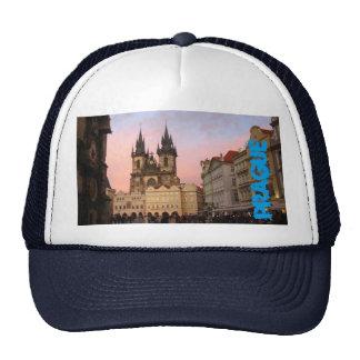 Old Town Square- Prague, Czech Republic Hat