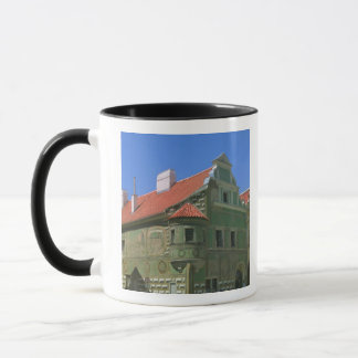 Old town square surrounded by 16th-century 2 mug