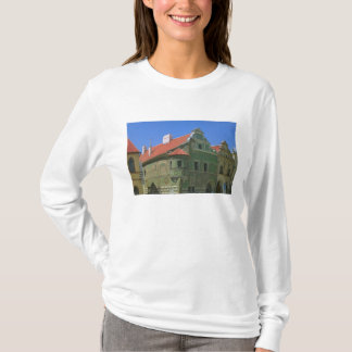 Old town square surrounded by 16th-century 2 T-Shirt
