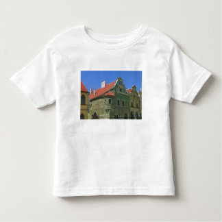 Old town square surrounded by 16th-century 2 toddler t-shirt