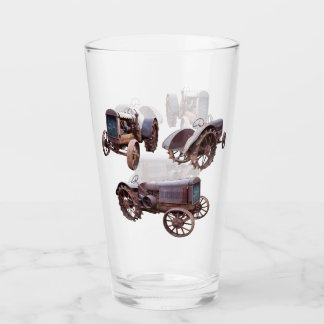 OLD TRACTOR GLASS