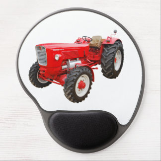 Old tractor Güldner G 75 AS Gel Mouse Pad