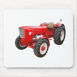 Old tractor Güldner G 75 AS Mouse Pad