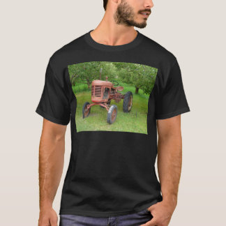 Old Tractor in the Orchard T-Shirt