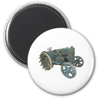 old tractor magnet
