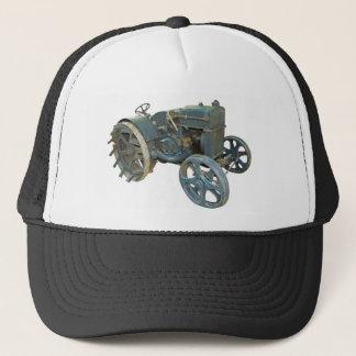 old tractor trucker hat
