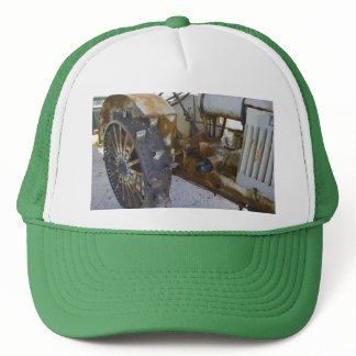 Old Tractor Trucker Hat