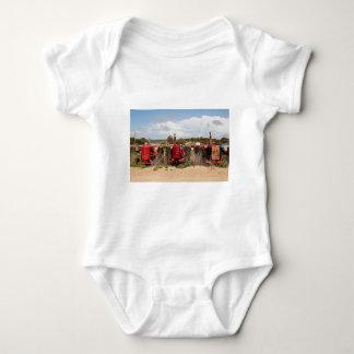 Old tractors farm machinery Australia Baby Bodysuit