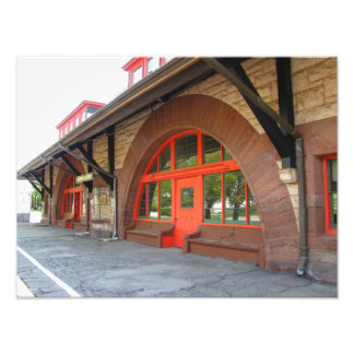 Old Train Station Photo