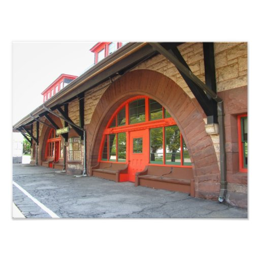 Old Train Station ~ Photo