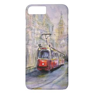 old tram iPhone 8 plus/7 plus case