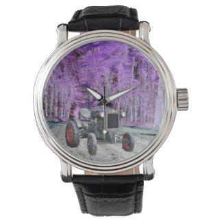 Old Trecker Wristwatch