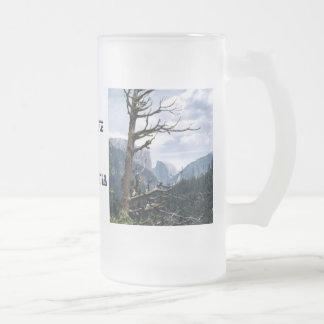 Old Tree at Yosemite Mug
