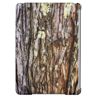 Old Tree Bark Print iPad Air Covers