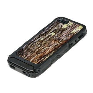 Old Tree Bark Waterproof Case For iPhone SE/5/5s