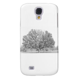 Old tree black and white galaxy s4 covers