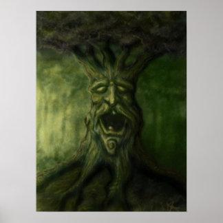 old tree fantasy poster