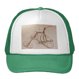 OLD TRICYCLE 1928  HAT