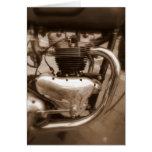 bike, british, close-up, detail, engine, exhaust,