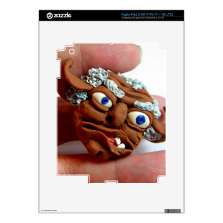 Old Troll II Skin For iPad 3