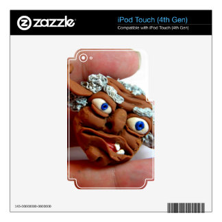 Old Troll II Skins For iPod Touch 4G