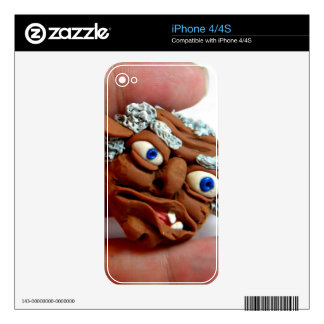 Old Troll II Skins For The iPhone 4S