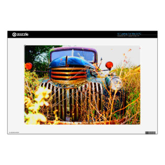 old truck laptop skin 13 inch