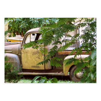Old Truck Large Business Cards (Pack Of 100)