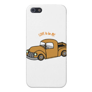 OLD TRUCK - LOVE TO BE ME COVER FOR iPhone 5
