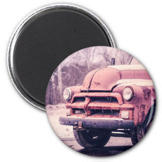 Old Truck Magnet