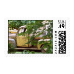 Old Truck Postage