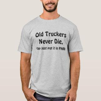 Old Truckers joke T-Shirt