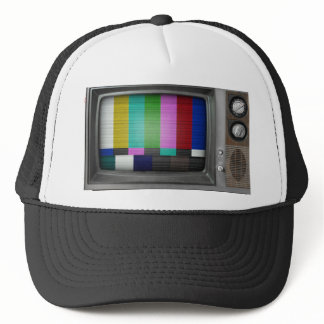 Old TV Trucker Hat