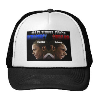 Old Two Face Trucker Hat