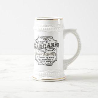 Old Tyme Sarcasm Coffee Mug