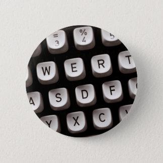 Old Typewriter Button