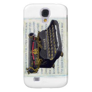 Old Typewriter Samsung Galaxy S4 Case