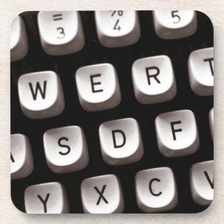 Old_Typewriter Coaster