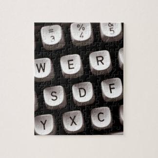 Old_Typewriter Jigsaw Puzzle