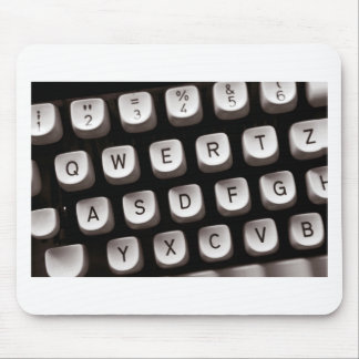 Old_Typewriter Mouse Pad