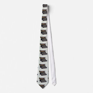 Old Typewriter Neck Tie