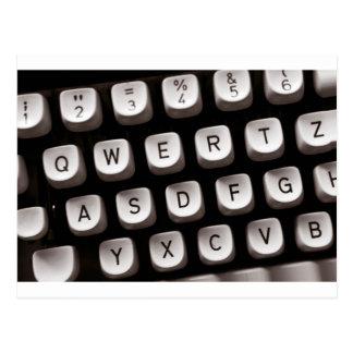 Old_Typewriter Postcard