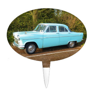 Old UK Ford Consul Cake Toppers