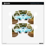 Old UK Ford Consul Decal For PS3 Controller