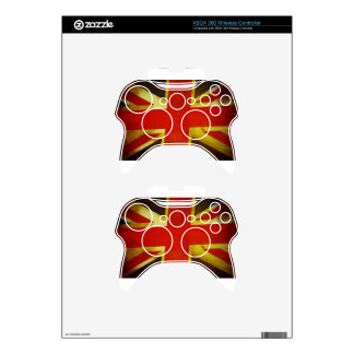 Old Union Jack Flag Xbox 360 Controller Decal