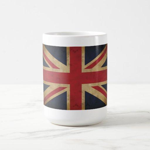 Old Union Jack Mug