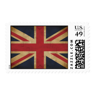 Old Union Jack Postage/Stamp Stamp