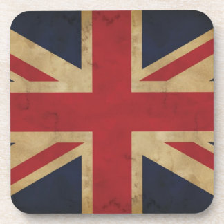 Old Union Jack Set of 6 Coasters