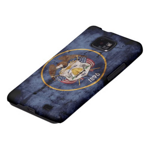 Old Utah Flag; Samsung Galaxy S2 Cover