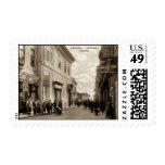 Old Uzhhorod Stamp